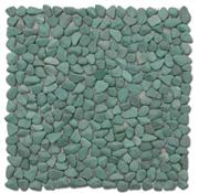 Mini Pebble Tile-Blue