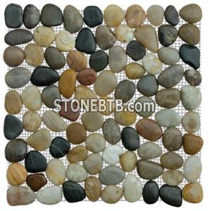 Polished Pebble Tile(Mixed)