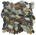 Sliced Pebble Tile