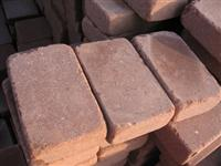 Red Sandstone Cube