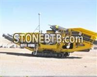 Portable Crusher Price/Mobile Crushing And Screening Plant