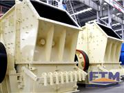 High Efficiency Stone Impact Crusher/Concrete Impact Crusher
