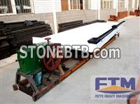 Small Shaker Table For Gold/High Efficient Shaking Table