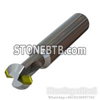 MCD Non-standard integrated top and bottom chamfering cutting tools