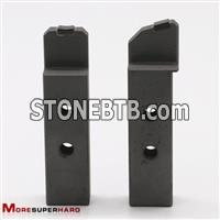 PCD Wear Resistant Parts, PCD Support for High Precision Machining