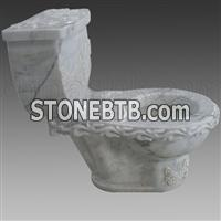 Carrara-Marble-Flower-Carving-Toilet