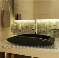 Absolute Black Granite Sink