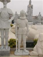 Granite Figure Sculpture, Granite Person Statue