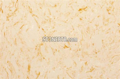 Artificial Yellow Onyx