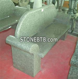 Granite Stone Chair 02