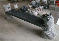 Granite Stone Chair 04