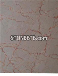 Red Lines Marble
