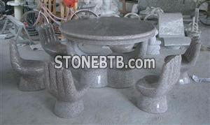Granite Stone Table 03