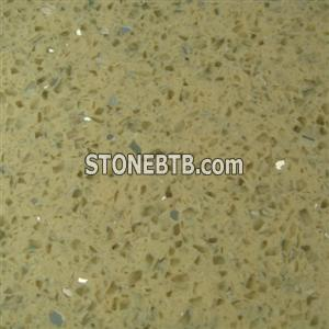 Beige artificial Quartz