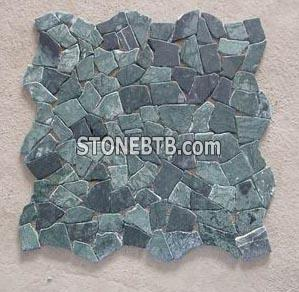 Green Marble Mosaic