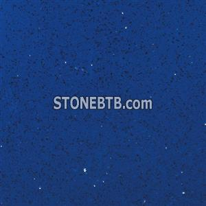 Blue Compressed Stone