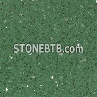 Green Artificial Quartz