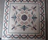 Marble Mosaic Pattern, Marble Medallion