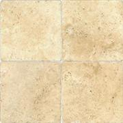 Tumbled Stone 12x12 White Travertine
