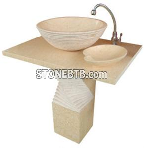 G682 Granite Wash Basins