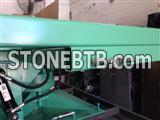 Powered hydraulic table system for Bridge Saw