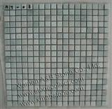 Ming Green marble mosaic tiles MT-03
