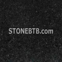 Qilu Black Granite Stone