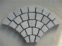 Fan Shaped Paving Stone