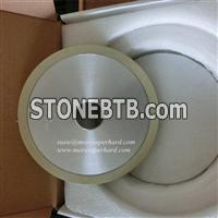 1A1 vitrified diamond grinding wheel for PCBN tools