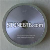 1A1 vitrified diamond grinding wheel for PCBN& PCD tools