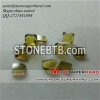 Made in China synthetic diamond plate for dressing tools