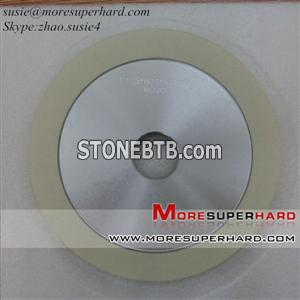 1A1 vitrified bond diamond bruting wheel for natural diamond polishing