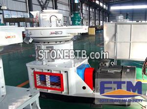 Hot Biomass pellet mill for sale