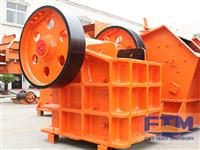 Copper Ore Jaw Crusher