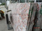 maple red marble
