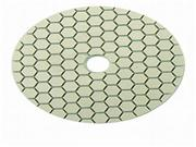 Dry Using Diamond Polishing Pads