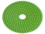 Green Diamond  Soft Pad