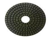 Wet Using Diamond Polishing Pad