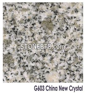 G603 China New Crystal Granite