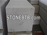 China bianco carrara Marble Guangxi White marble tiles marble slabs