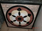 Flooring Mosaic Pattern Medallion