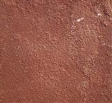 Chinese dark red sandstone tile