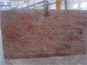 Rosewood Granite slabs