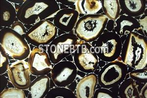 Black Agate Tile