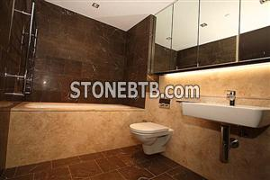 Medici Brown Marble Wall Tiles