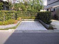 Pavers of Entrance