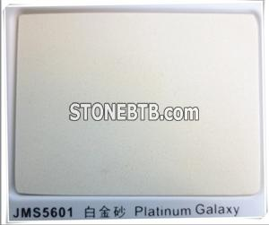 pure white quartz stone JMS-5601
