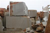 Blocks, Tombolons, Slabs, Final Stone Productions of gray very resistant limestone