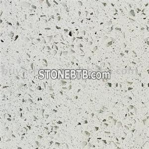 Cream Mix Gray Quartz Stone