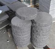 Gray slabs, tiles, paving stone HBS 010